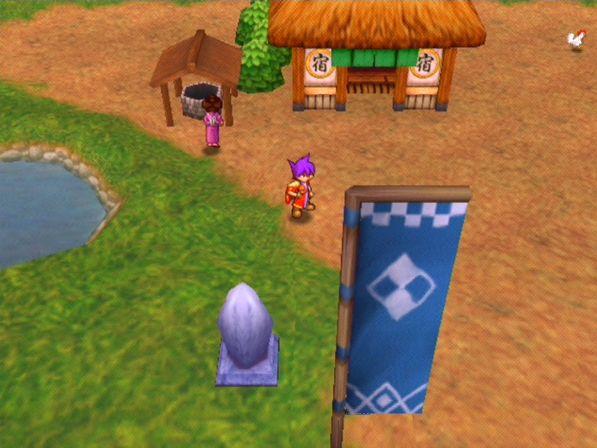Tengai Maky? 2: Manjimaru (PlayStation 2)