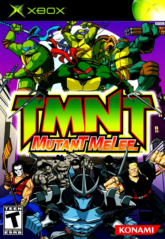Hardcore Gaming 101 Teenage Mutant Ninja Turtles