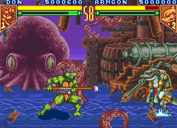 RTTP: TMNT Tournament Fighters  One of my most favourite