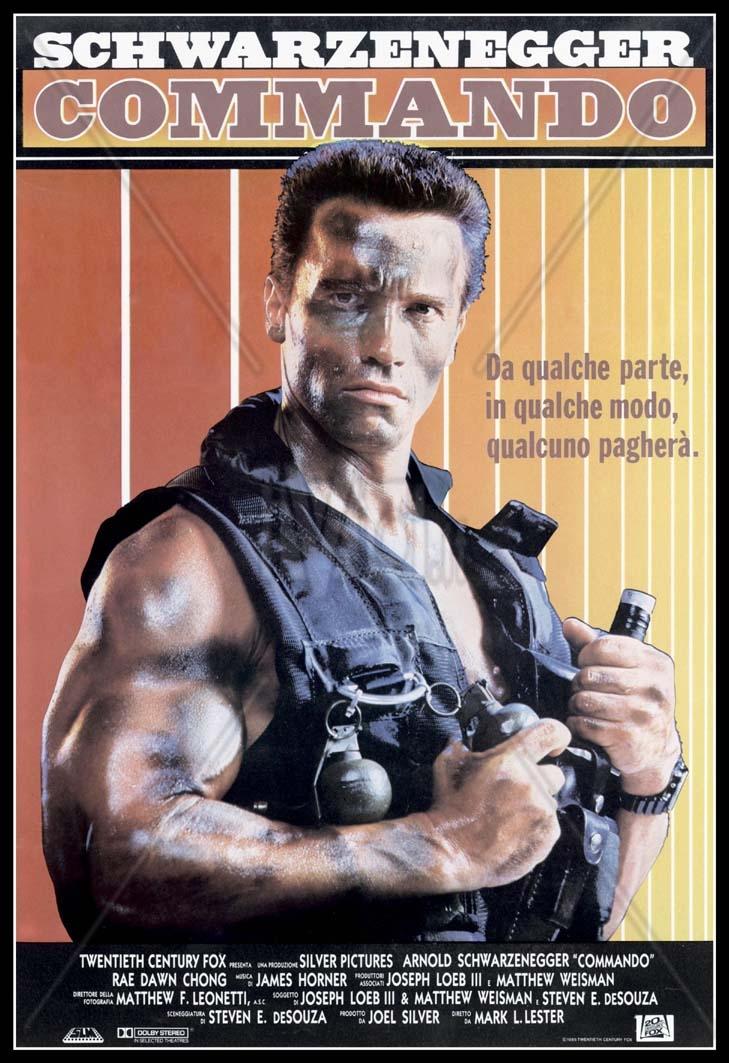 კომანდო (ქართულად) Commando Коммандос