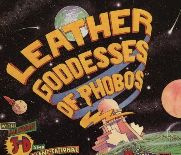 Leather Goddesses of Phobos – Hardcore Gaming 101