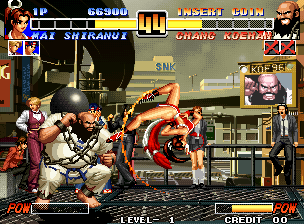 King Of Fighters 96 The Hardcore Gaming 101