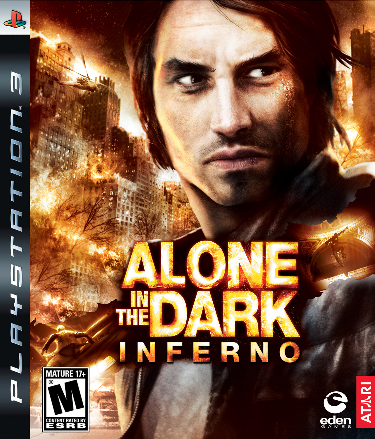 Alone In The Dark Inferno Hardcore Gaming 101