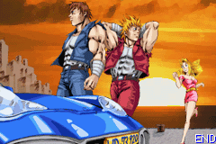 Double Dragon Advance Hardcore Gaming 101