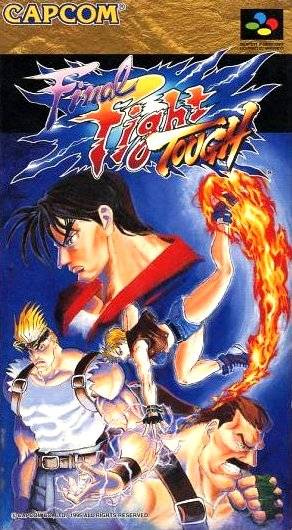 [Análise Retro Game] - Final Fight 2 e 3 - Super Nintendo Finalfighttough