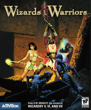 Wizards warriors 2000 hardcore gaming 101 for Wizards warriors