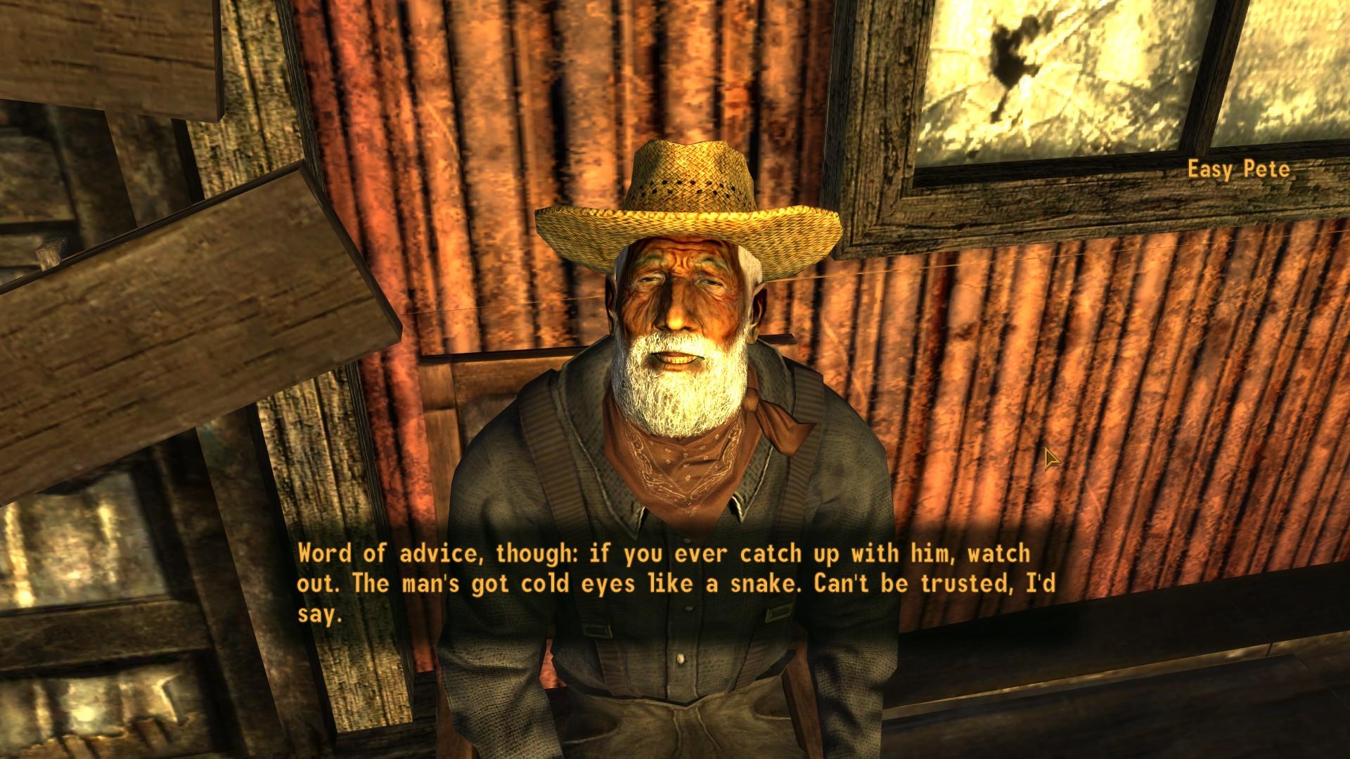 Fallout: New Vegas – Hardcore Gaming 101
