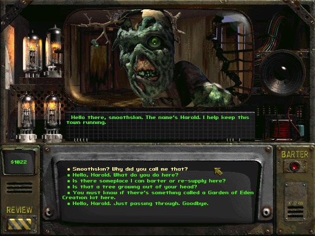 Fallout 2 Hardcore Gaming 101