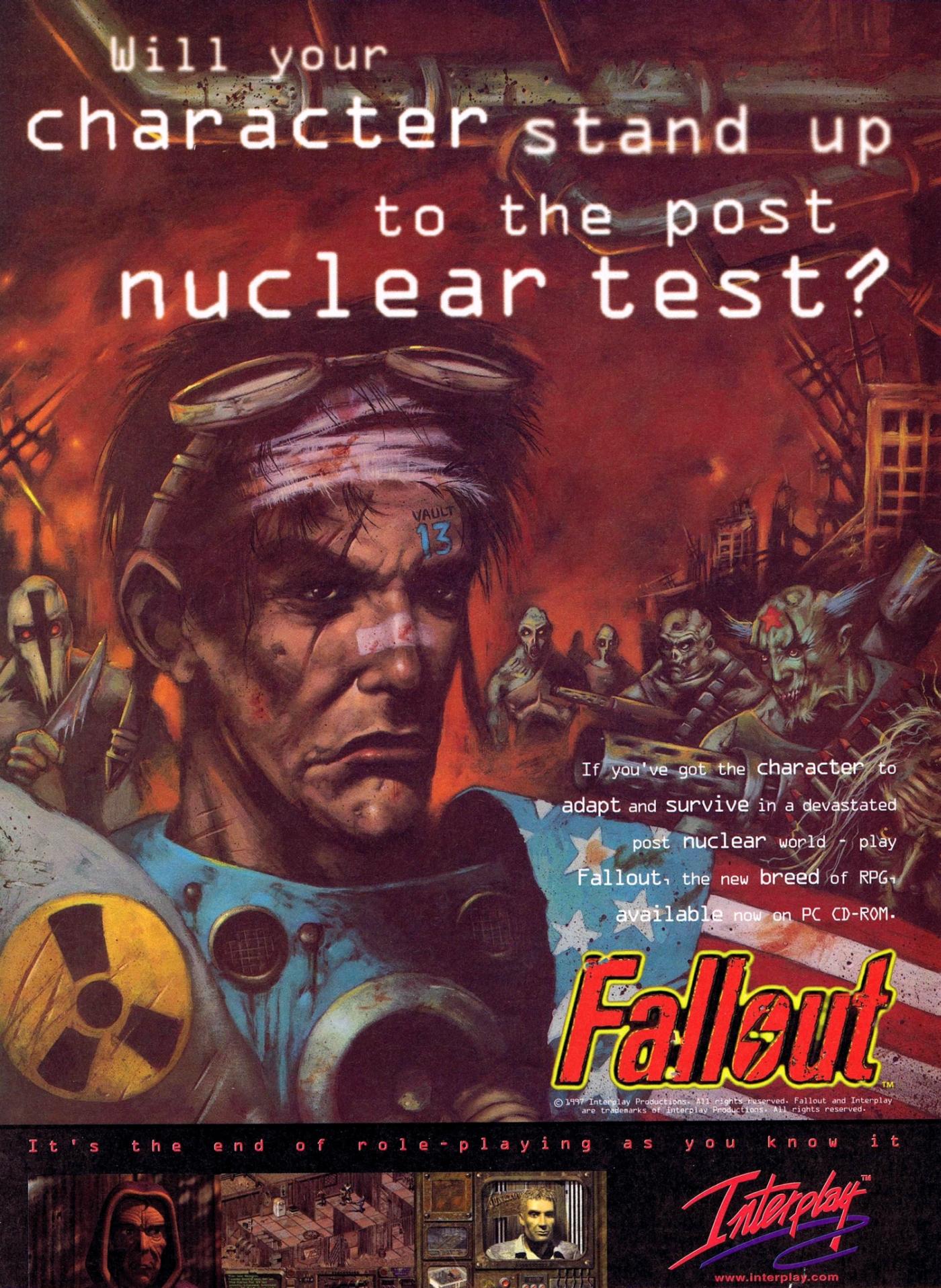 Fallout – Hardcore Gaming 101