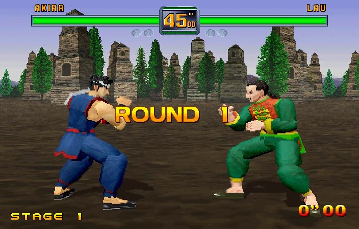 Virtua Fighter 2 – Hardcore Gaming 101