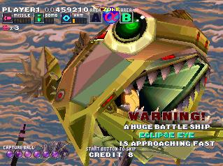 G Darius Hardcore Gaming 101