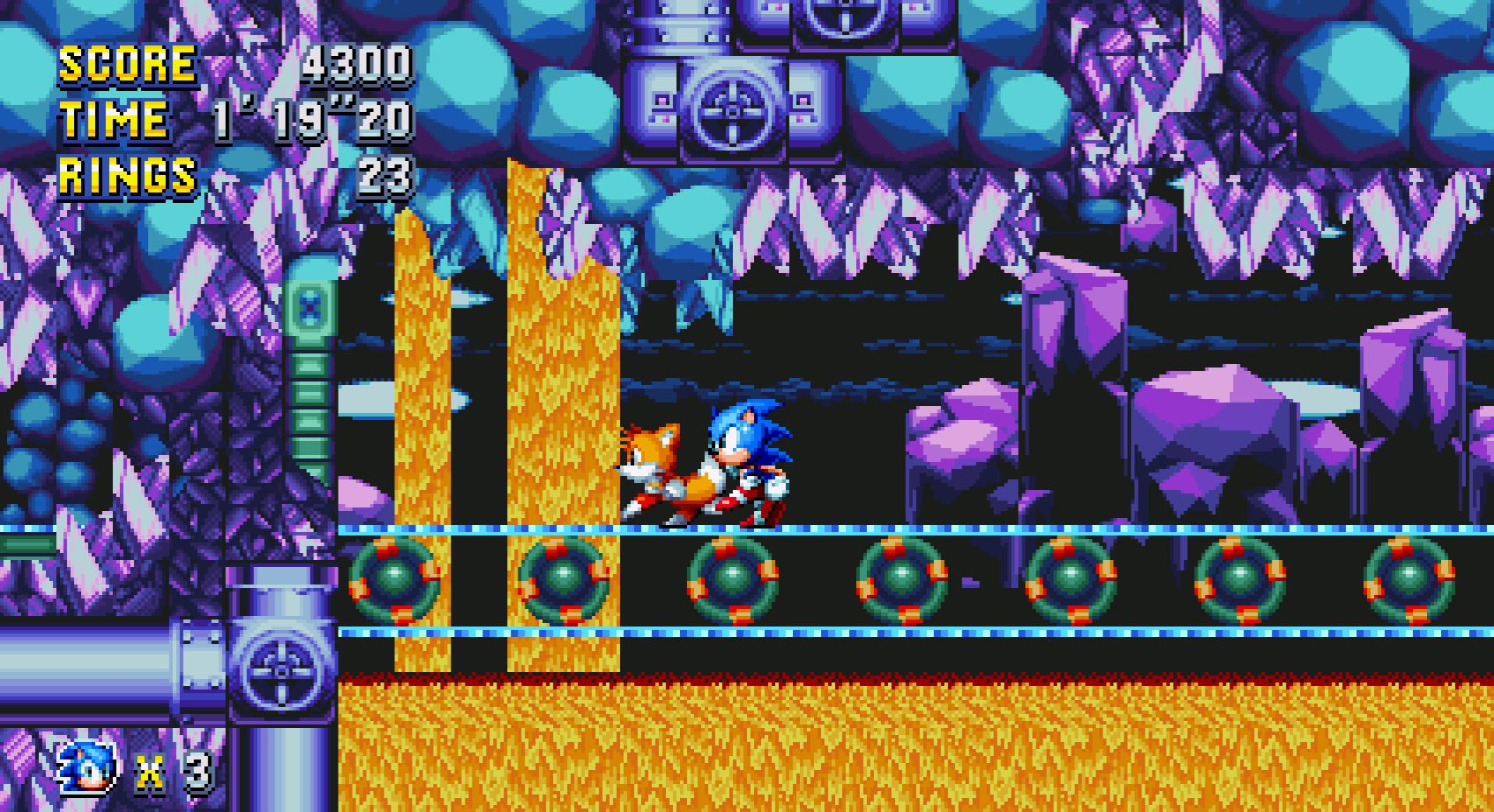 Sonic Mania – Hardcore Gaming 101