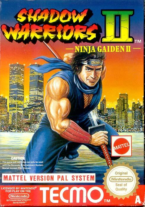 Ninja Gaiden Ii Nes Hardcore Gaming 101