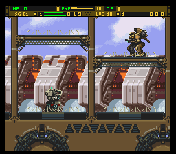 Front Mission Gun Hazard Hardcore Gaming 101