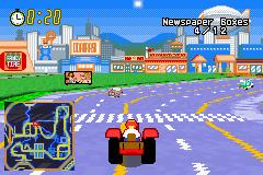 Simpsons, The: Road Rage – Hardcore Gaming 101