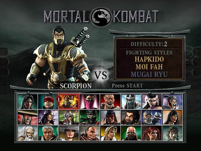 mortal kombat 6 pc game free download full version