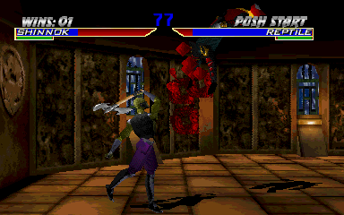 Mortal Kombat 4 – Hardcore Gaming 101