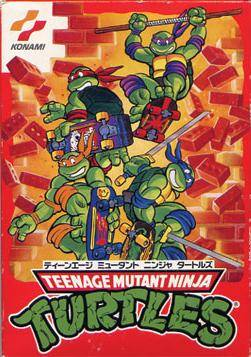 Teenage Mutant Ninja Turtles The Arcade Game American Flyer