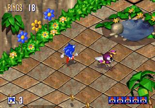 Sonic 3D Blast – Hardcore Gaming 101