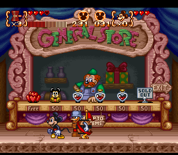 Magical Quest 3 Starring Mickey and Donald – Hardcore Gaming 101