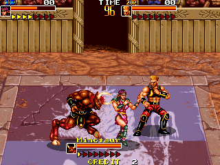 mutant fighter game