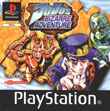 JoJo's Bizarre Adventure – Hardcore Gaming 101