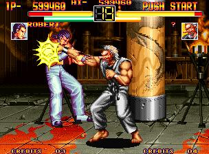 Art Of Fighting Hardcore Gaming 101