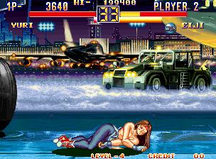 Art Of Fighting 2 Hardcore Gaming 101