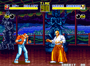 Image result for fatal fury snes gameplay