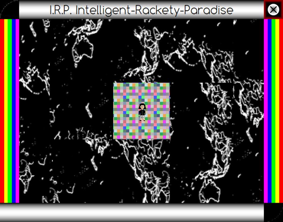 irp intelligent rackety paradise