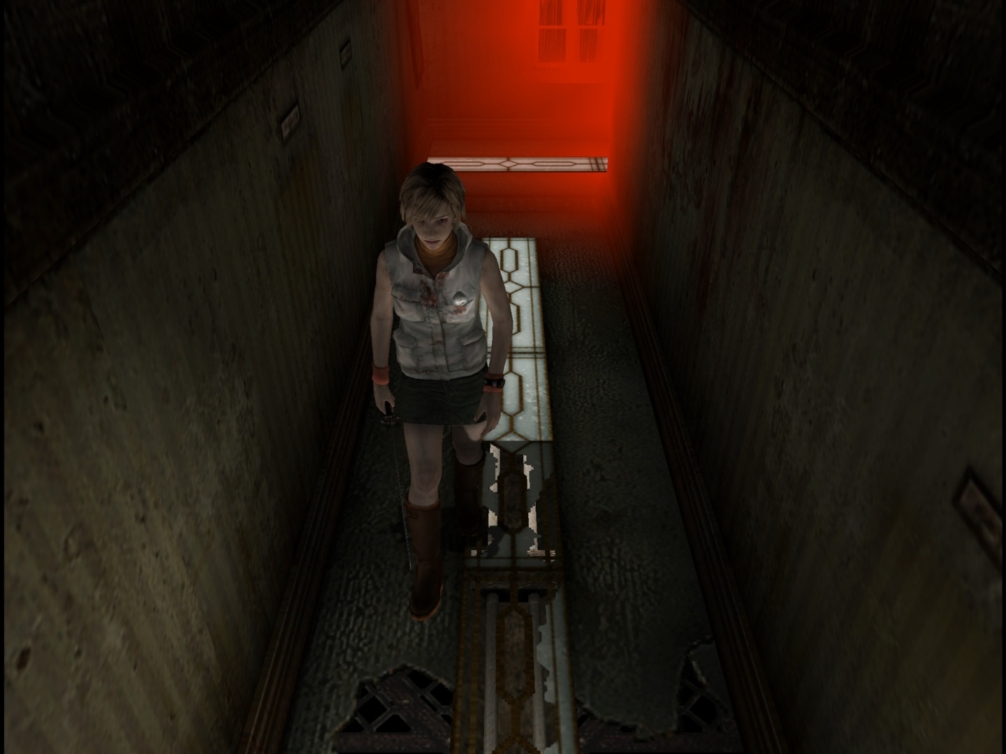 Silent Hill 3 Hardcore Gaming 101