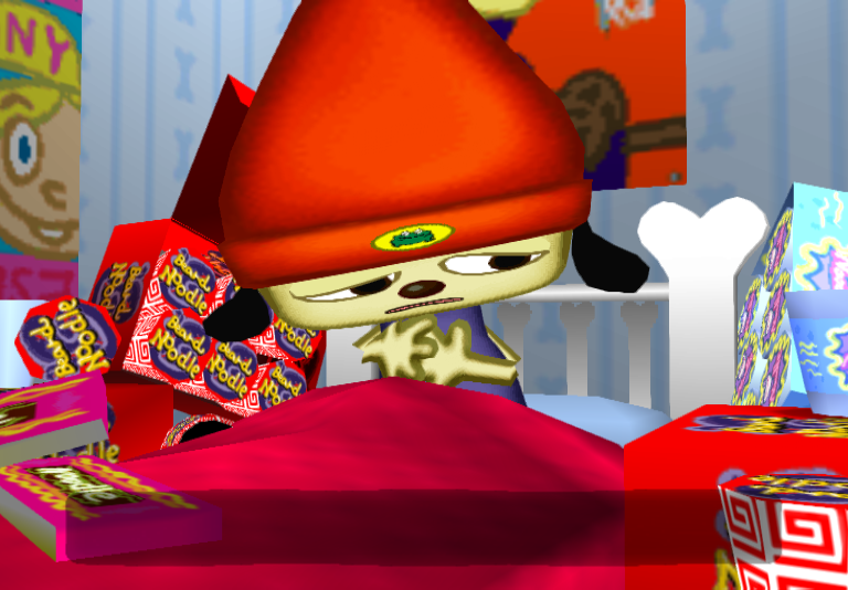 PaRappa the Rapper 2 - Hardcore Gaming 101